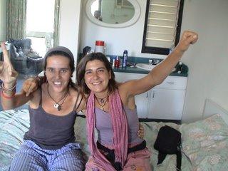 De Montse y Charo (comando Moncha)..